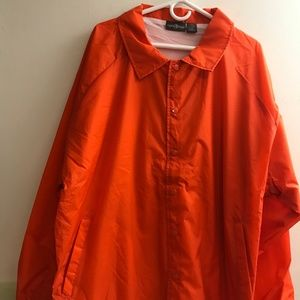 NEW Auburn Sport Nylon Jacket Windbreaker 4XL